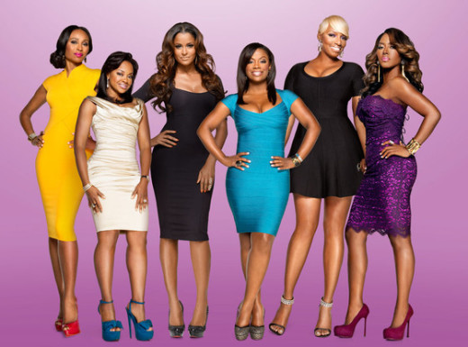 rhoa old cast