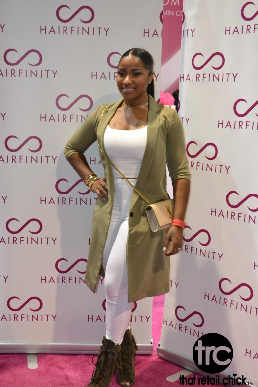 Awe Inspiring Photos Porsha Williams Bambi Toya Wright Rasheeda Attend Short Hairstyles For Black Women Fulllsitofus