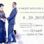 EVENT:  1st Annual 'A Night With My Lady Soiree' Presented By 112's Q Parker + Sharlinda Parker