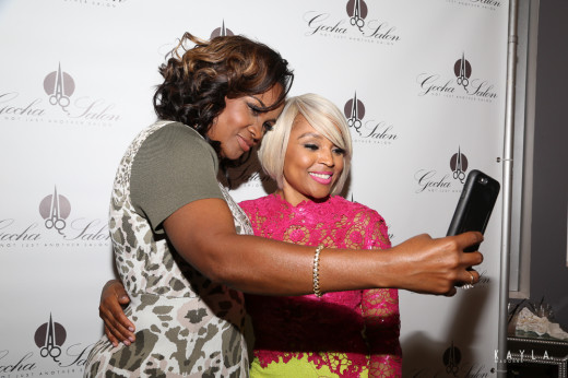 selfie with Dr. Heavenly and Gocha