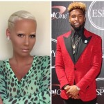 New Couple Alert? Rumors Fly About Amber Rose & Odell Beckham Jr.