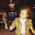 Chris Brown Awarded Joint Custody Of Baby Royalty