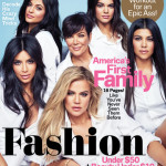 The Kardashians Cover the 50th Anniversary Cover of Cosmopolitan Magazine!