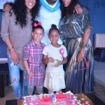 Photos: Stevie J and Mimi Faust Celebrate Daughter Eva Giselle's 6th Birthday