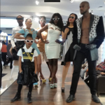 Perfect Population Fall Collection - Models at Pop Up Shop Paparazzi