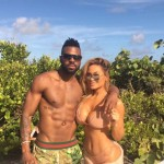 50 Cent's Baby Mama Daphne Joy Spotted With Pop Star Durelo