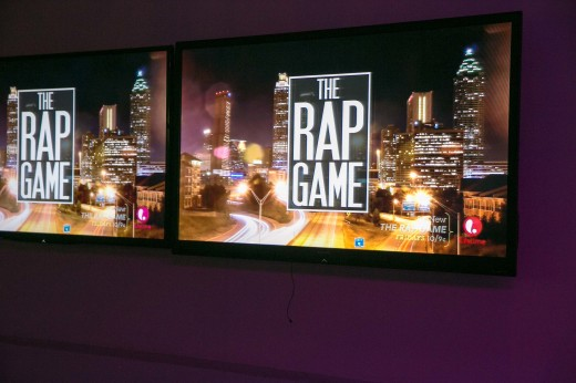 Video monitor 1.1.16 THE RAP GAME Viewing Party082 SUITE_ATL_GA   135thST_C.Mitchell  2015CAM19605