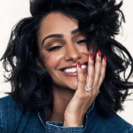 Miguel's Fiancee Nazanin Mandi Has Been Showing Off Her Stunning Engagement Ring On The 'Gram