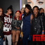 MiMi Faust, Karlie Redd, Mo Speights and Others attend FreddyO & Gocha's Day Party Hosted During The Annual Bronner Brother's Hair Show Weekend in Atlanta