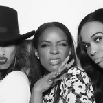 Destiny's Child Together at Kelly Rowland's Birthday Bash (Photo)