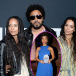 Teyonah Parris, Terrence J & More Attend The AAFCA Awards + Lenny Kravitz, Zoe Kravitz & Lisa Bonet Show Up As A Family At Saint Laurent Event