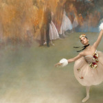 ICYMI: Misty Copeland Puts Modern Twist On Iconic Edgar Degas' Paintings + Baller Russell Westbrook Comes With A New Fashion Collection