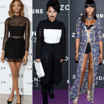 Jourdan Dunn & LIONBABE Pose It Up At VOGUE 100 Party + Raven Symone, Naomi Campbell & More Hit Up 'Zoolander 2' NYC Premiere