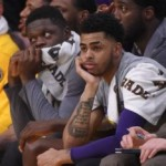 Did NBA No.2 Top Pick D'Angelo Russell For The Los Angelos  Lakers Comprise The Code Of Trust