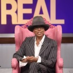 RuPaul Explains the Difference Between Drag & Transgender on The Real!
