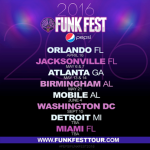 @Funkfest 2016 Line Up Includes: LL Cool J, New Edition, Snoop Dogg, T-Pain and More