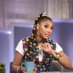 Tamar Braxton Calls Donald Trump Out for Being a Racist on The Real!