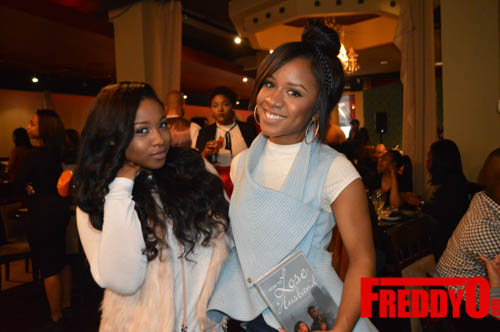 Daughter Reginae Carter and gal pal QT Jazz were on hand to support the day!