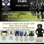 "ATL Red Carpet Screening June 24th | ""Point And Drive"" Documentary Depicts FAMU's Marching 100 and HBCU Band Culture"