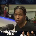 A$AP Rocky x The Breakfast Club Speak On Racism!