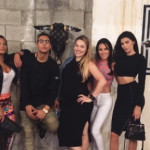 "CHRISTINA MILIAN, MATT BARNES, TAHIRY, QUINCY, TREVOR JACKSON AND MORE, ATTEND THE ""E-MOTION"" ART SHOW IN LA"