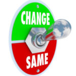 Change Or The Same
