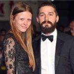 VIDEO: Shia LaBeouf Gets Hitched in Vegas Chapel to Girlfriend Mia Goth