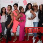 """Pop Up Shop"" Fundraiser For Flint Hosted By RHOA Phaedra Parks with Porsha Williams, Kenya Moore, Kandi Burress and Chynthia Bailey"