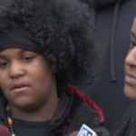Young Girl Lip Busted By Milwaukee Cop During Black Panther Party Charity Event