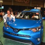 CIAA Welcomes The Toyota Green Initiative To The Charlotte Convention Center For The TGI Fan experience!