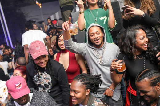 [Photos]: Young MA, The New Edition Cast, Romeo Miller And ...