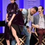 [Video] Cuba Gooding Jr. Raises Up Actress Dress On Stage