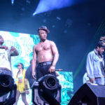 Pics : V-103 Pop Up Concert at Phillips Arena