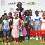 "[Photos] Young Dro's ""Hart For The Kids Foundation"" Presents Its Annual Easter Egg Extravaganza"