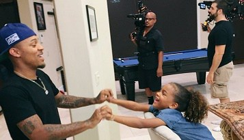 Bow Wow Confronts Baby Mama Drama, Absent Dad [Growing Up ...