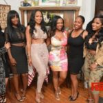 Monyetta Shaw Celebrates Her Birthday WIth Keshia Knight Pulliam, Toya Wright, Kandi Burruss & More at Gio's