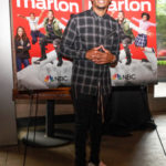NBC's MARLON – Marlon Wayans Private Dinner !