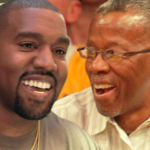 Kanye West Bonds with His Father During Cancer Treatment