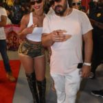 Over $1 Million Worth Of Exotic Bull's At The T.E.B.A Dog Show Hosted By Mya