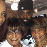 Kandi Burruss Opening Restaurant at Philips Arena