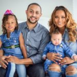 Eva Marcille Finally Shows Her Infant Son In Family Photo