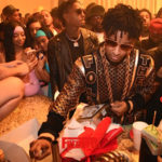 21 Savage Celebrates Birthday Party!
