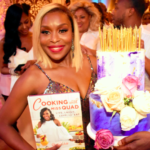 "Quad From Married to Medicine & TV Host ""Epic Birthday Bash"" New CookBook"