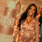 Porsha Williams reveals 'baby Pilar' for the first time