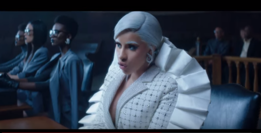 [Video] Cardi B Drops Spicy 'Press' Music Video During