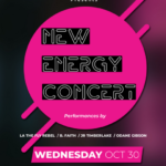 Music Makes me High presents New Energy Concert at Aisle 5