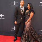 Demetria McKinney and Brad James hit Red Carpet at Tyler Perry's 4th studio reveal