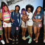 PHOTOS : The 2012 BET Awards Radio Room & Ford Gifting Suite