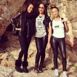 Photos: Basketball Wives Star Draya Backpacks In Rome