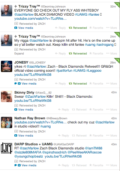 Zach Farlow's tweets